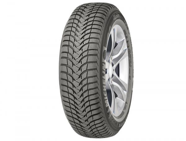 Четвертое поколение зимних шин Michelin Alpin A4