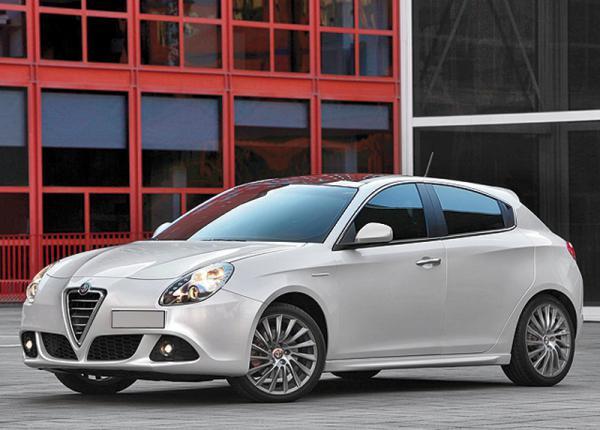 Новые двигатели и трансмиссии для Alfa Romeo