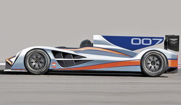 Aston Martin готовится к победе в Ле-Мане