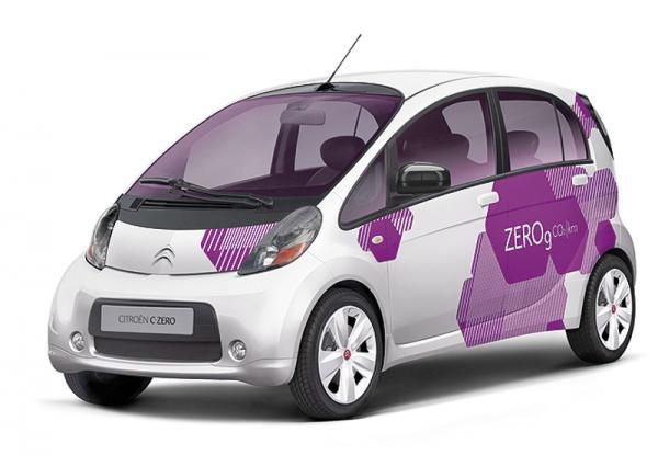 Электрокар Citroen C-Zero уже в этом году поступит в продажу