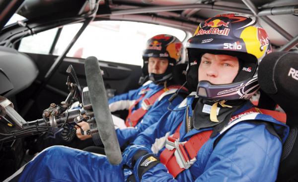 F1: Страсти по Ряйкконену