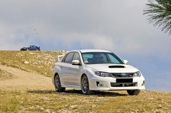 В Украине представили Subaru Impreza STi