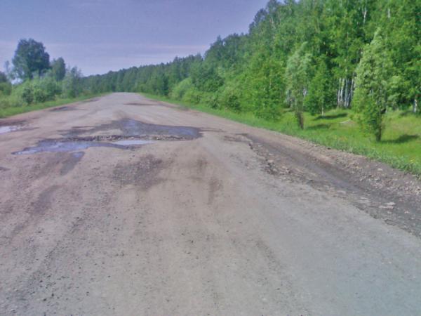 На ремонт российских дорог нужно 6 млрд