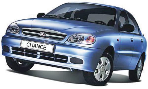 В России ЗАЗ занял девятое место по количеству импортируемых автомобилей