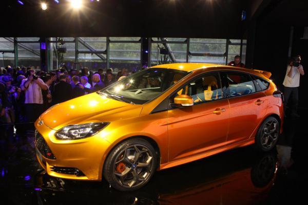 Парижский автосалон: Ford Focus ST