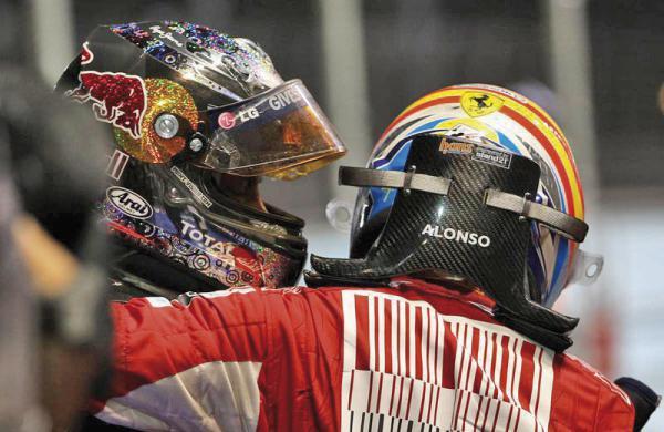 F1: А если бы Red Bull применили командную тактику?..