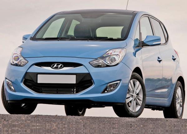 Парижский автосалон: Hyundai