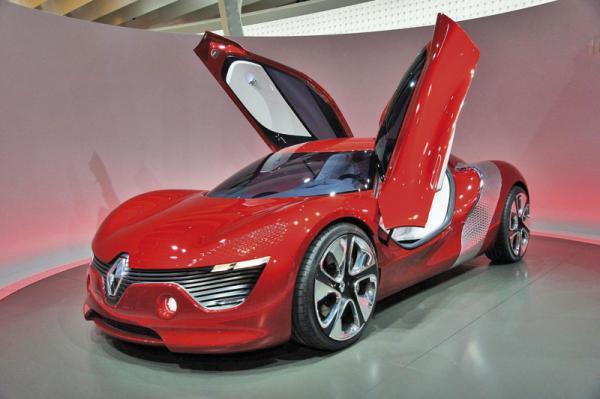 Парижский автосалон: Renault