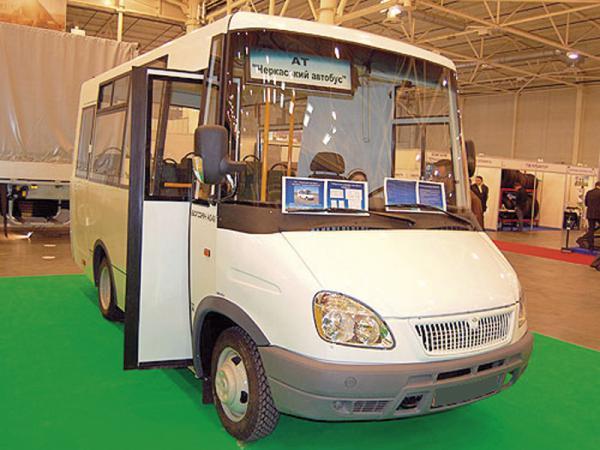 Богдан А049 — новая модель автобуса в особо малом классе