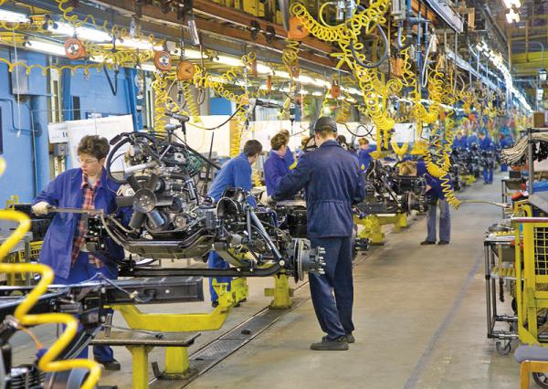 В России производство легковых автомобилей удвоится