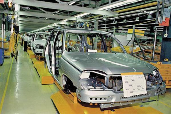 General Motors увеличил сборку автомобилей в 1,5 раза