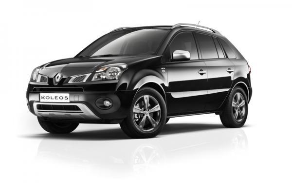Компания Renault выпустит ограниченную версию Koleos