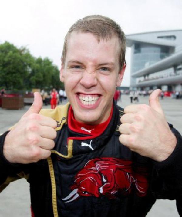 Формула-1: Себастьян Феттель выигрывает Гран-при Японии