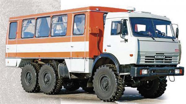 КамАЗ представил новинки автомобильной техники