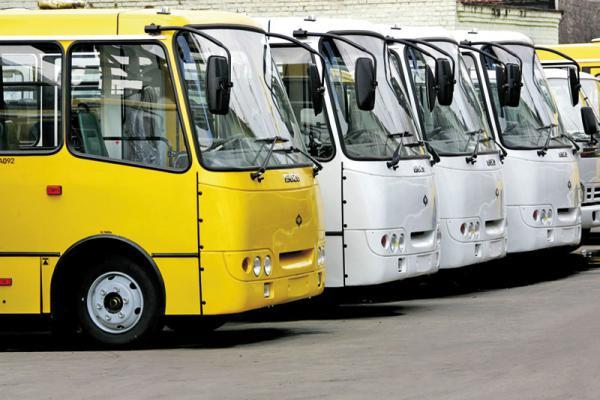Производство автобусов и троллейбусов в Украине увеличилось вдвое