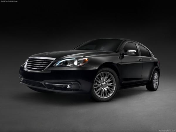 Chrysler 200C придет на смену Sebring