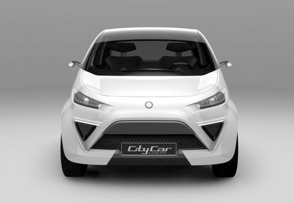 Lotus City Car Concept: городской хетчбэк со спортивными корнями