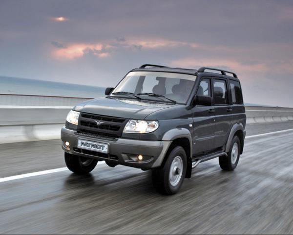 UAZ начали продавать в Европе