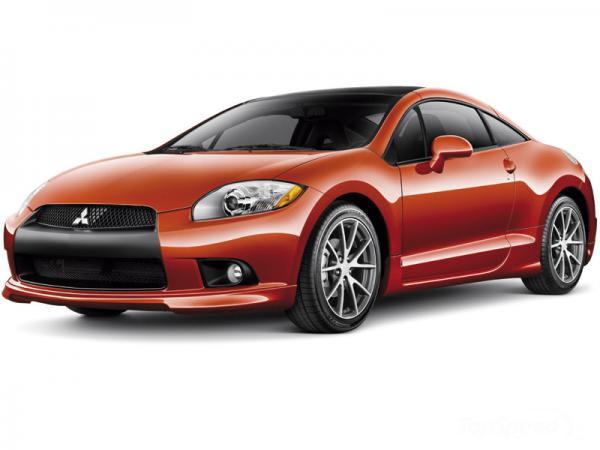 Mitsubishi Eclipse: омоложение