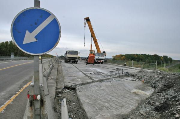 Подготовка столичных дорог к Евро-2012 будет сопровождаться громадными пробками