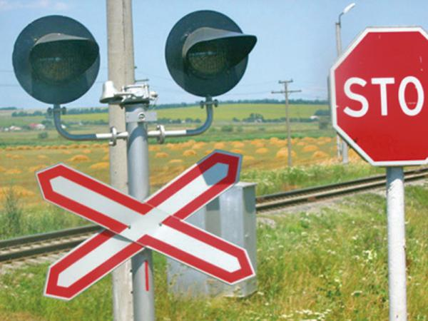Железнодорожные переезды планируют оснастить подъемными плитами