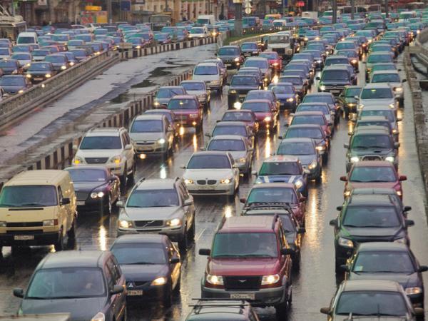 Сколько транспорта в России?