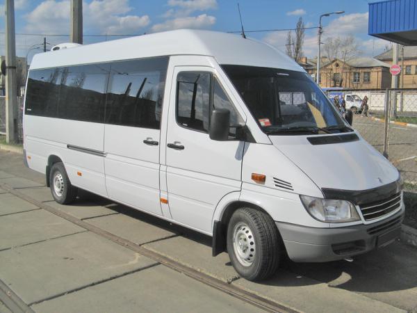 В переоборудованных автобусах запретят перевозить пассажиров