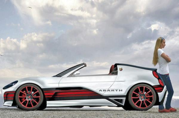 Fiat и Abarth готовят кабриолет