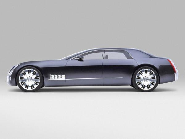 Cadillac ATS появится в продаже в 2012 году