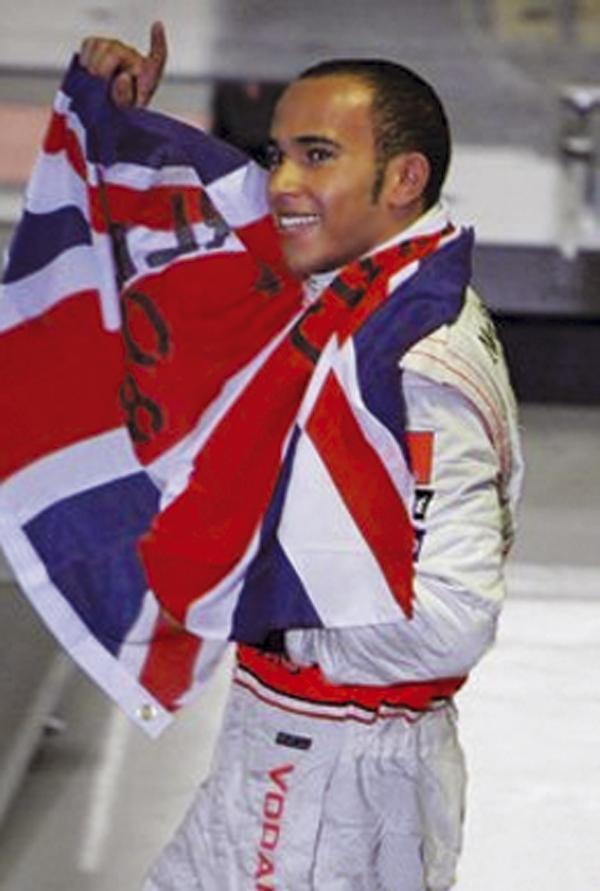 F1: Льюис Хэмильтон - 10 шагов к успеху