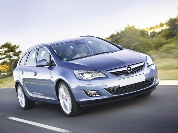 Opel Astra Sports Tourer: универсал со спортивным характером