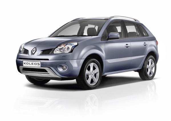 Renault готовит новый вседорожник