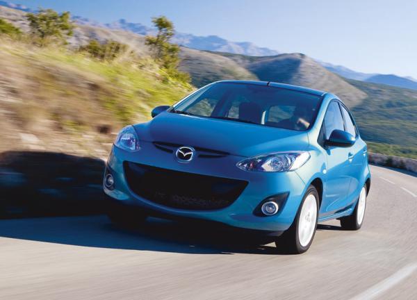 Mazda 2: обновление к юбилею марки