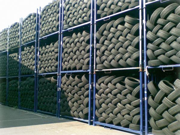Экспорт в Украину белорусских шин ограничили