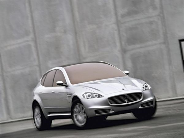 Первый вседорожник Maserati будет использовать платформу Jeep Grand Cherokee