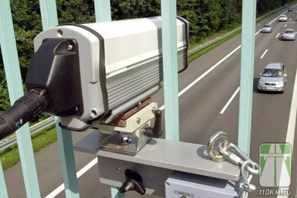В Киеве камеры видеофиксации самостоятельно анализируют транспортный поток