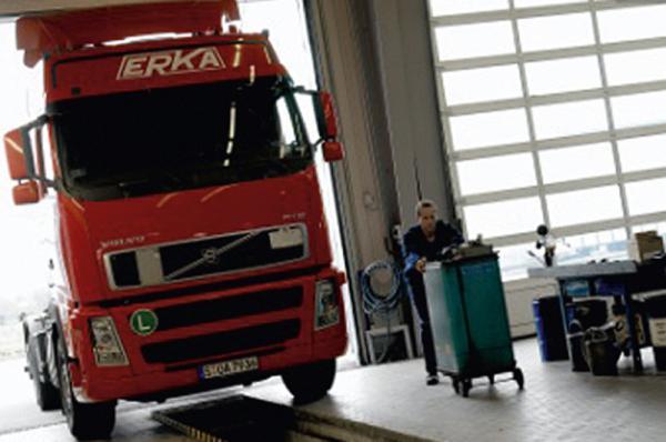 В Украине запущен глобальный европейский проект TruckForce