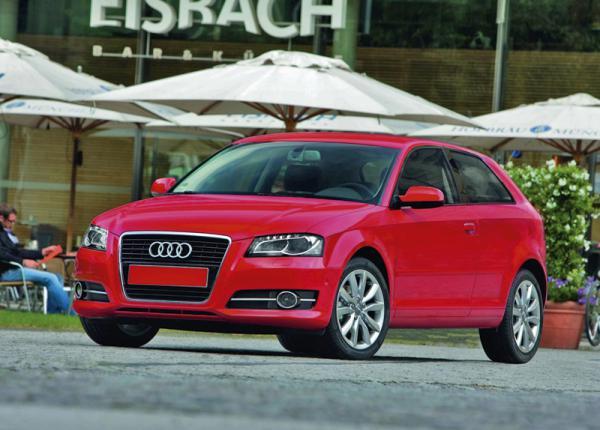 Audi A3 станет седаном