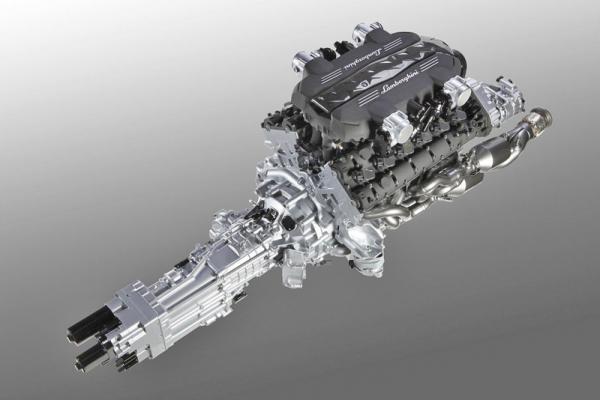 В Lamborghini раскрыли секрет нового двигателя