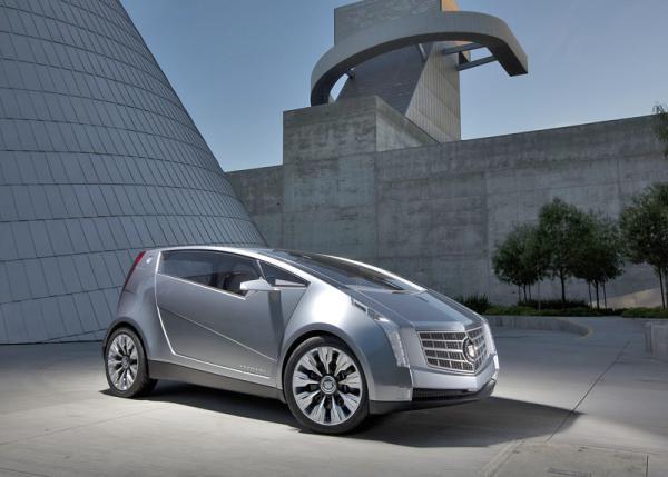 Cadillac Urban Luxury Concept: заявка на В-класс