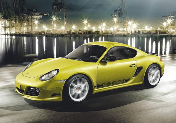 Porsche Cayman R: долой лишние килограммы