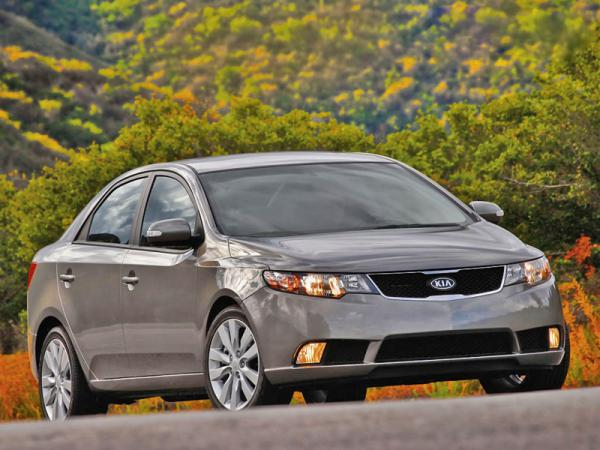 Kia Motors наращивает темпы продаж