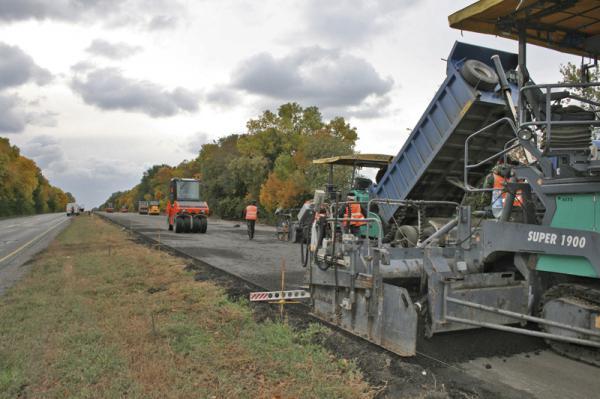 К Евро-2012 капитально отремонтируют 6 магистралей