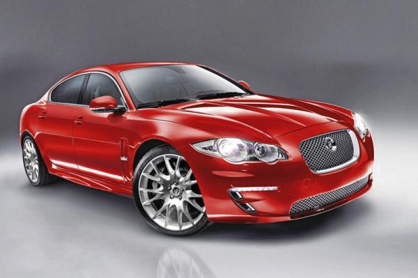 X760 – недорогой автомобиль от Jaguar