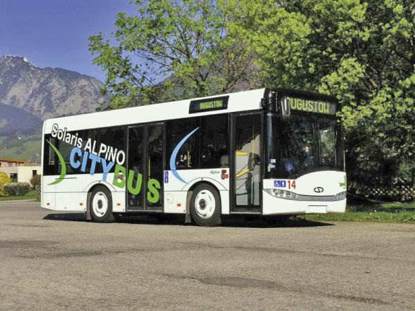 Харьков начнет собирать автобусы