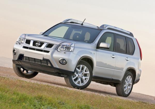 Обновленный Nissan X-Trail предлагают в Украине