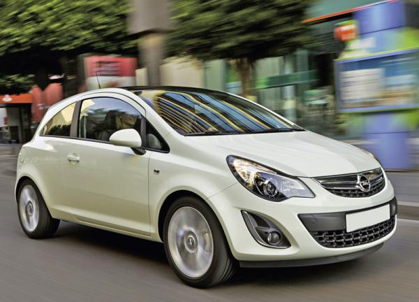 Opel обновил Corsa