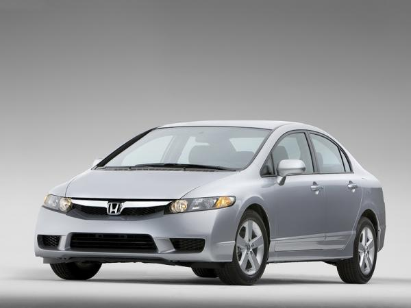 Honda Civic: обновление