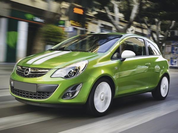 Opel Corsa: второй этап обновления