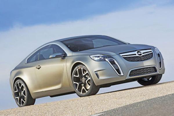 Opel возвращает Calibra
